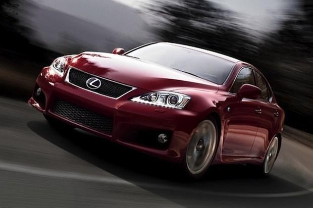 «Oh Yeah!»: большой V8 для маленького Lexus IS