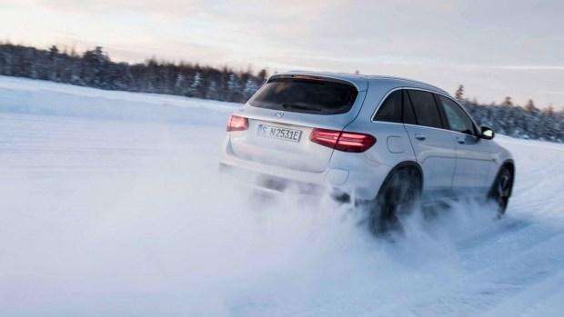 Mercedes против синтетического топлива