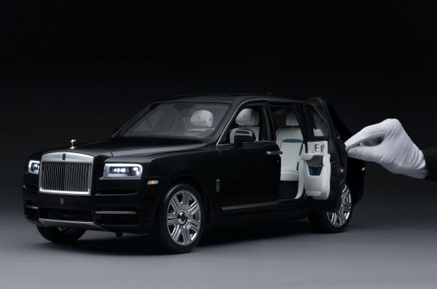 Rolls-Royce Cullinan: когда «игрушка» круче настоящего авто
