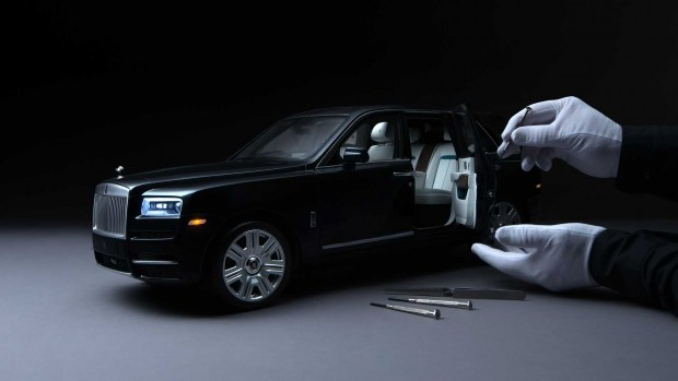 Rolls-Royce Cullinan: когда «игрушка», просто круче...