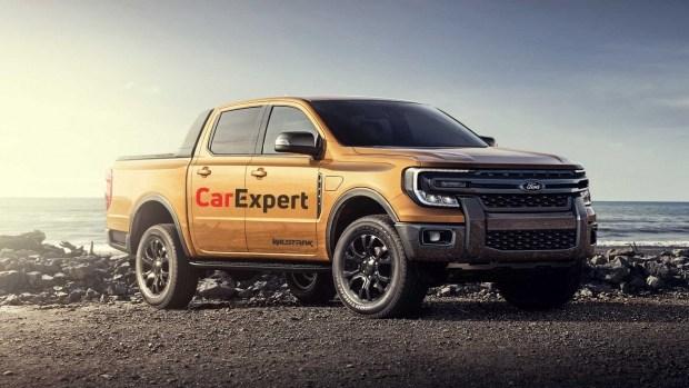 Рейнджер поколения Z: новый Ford Ranger станет гибридом