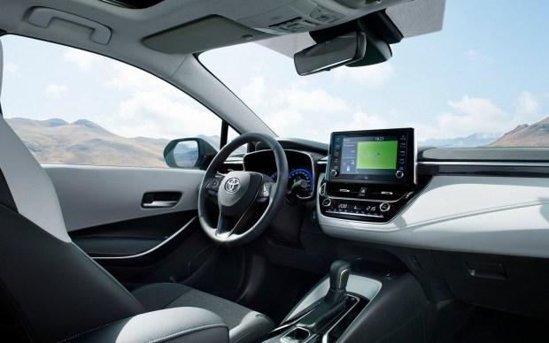 Toyota расширяет географию Corolla универсал