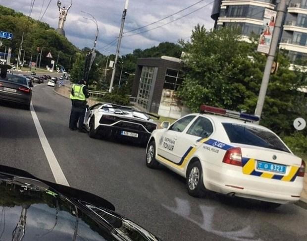 «Евробляха» за €650.000 попалась полиции Киева
