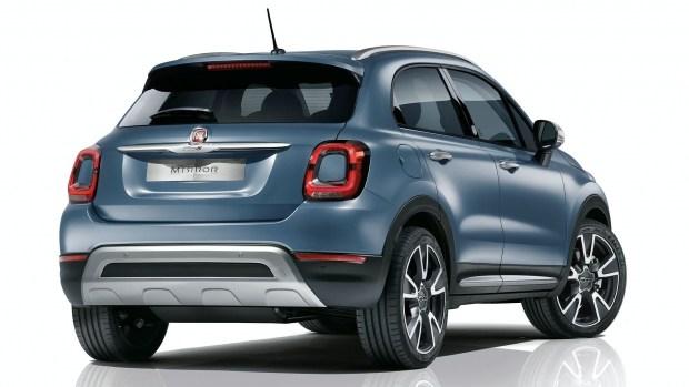 Новый 500XL: еще одна электричка Fiat