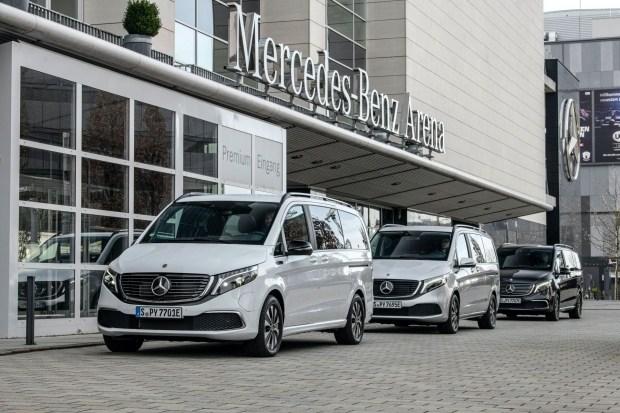 «Деньги любят тишину»: стартовали продажи Mercedes EQV