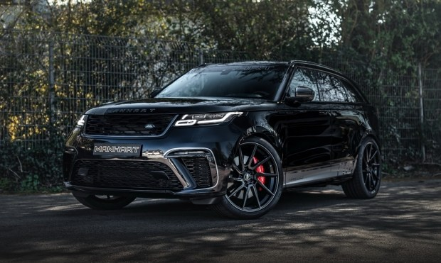 Задиристый «аристократ»: тюнинг Range Rover Velar