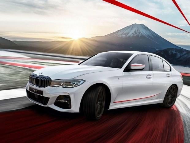 Я верю: солнышко проснется... BMW Sunrise Edition