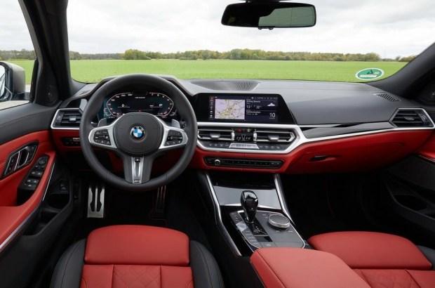 Официальные фото новой «Четверки» BMW. Премьера не загорами