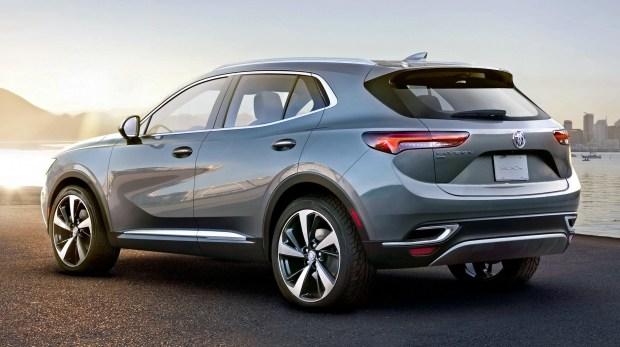 Новый Envision: Buick, почему ты так похож на Opel?