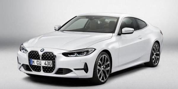 Срываем маски: официальные фото BMW 4-Series без М-пакета