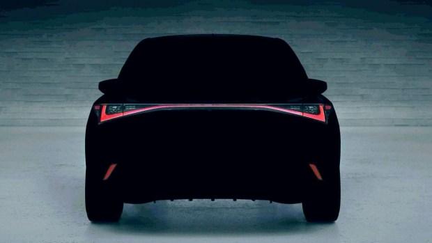 Заинтриговали и тут же огорчили: новый Lexus IS не приедет в Европу