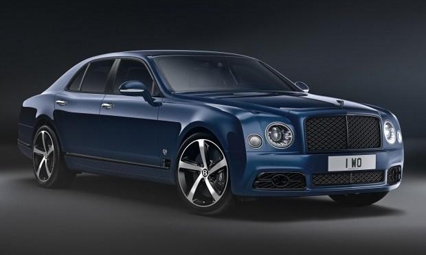 Цикл длиной в 60 лет: Bentley прощается с легендарным V8