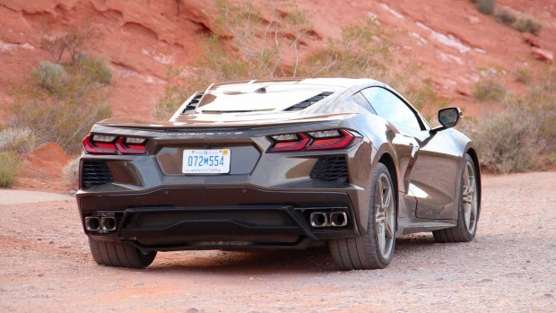 Corvette в Европе: дорого или пойдет?