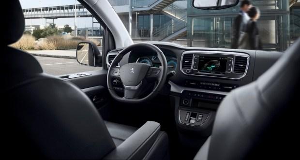Peugeot Traveller перешел на «веганскую» диету