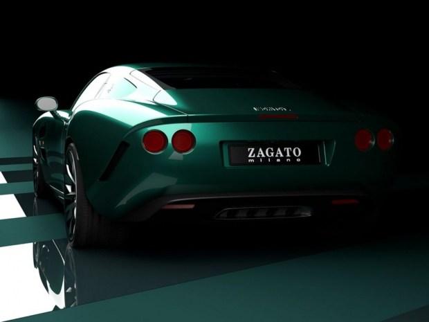 Суперкар Zagato: карбоновый кузов и 6,8-литровый мотор