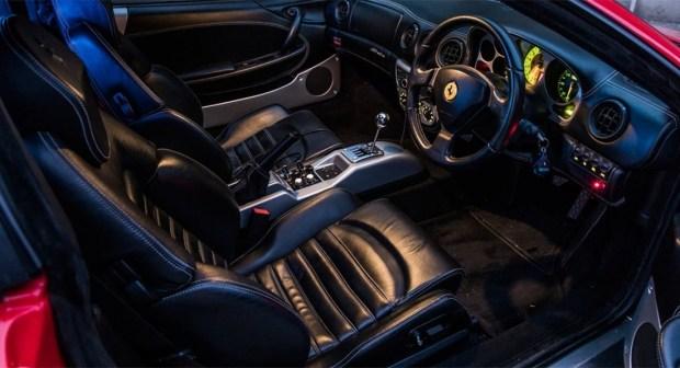 $400.000 за Ferrari переросток