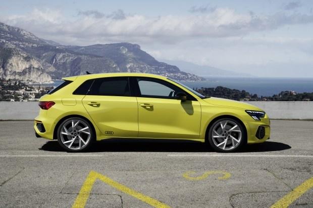 Audi представила новые «зажигалки»