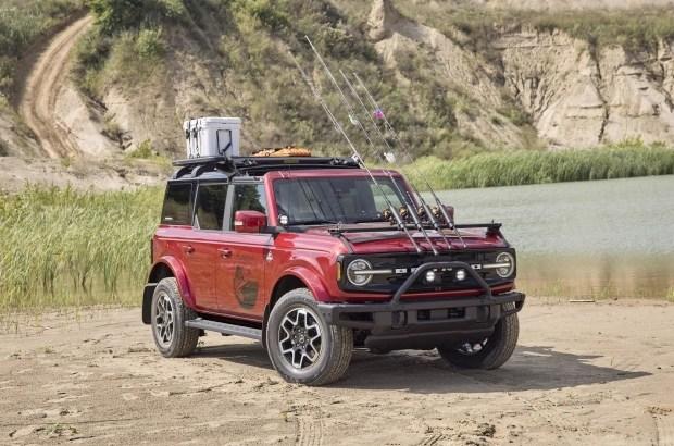 Ford Bronco: от рыбаков до спасателей