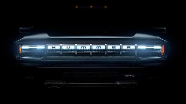 Hummer будущего получил новый логотип