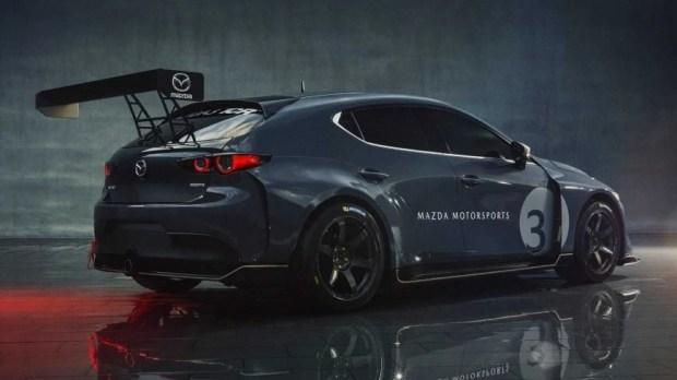 Проект Mazda3 TCR приостановлен. Причины?