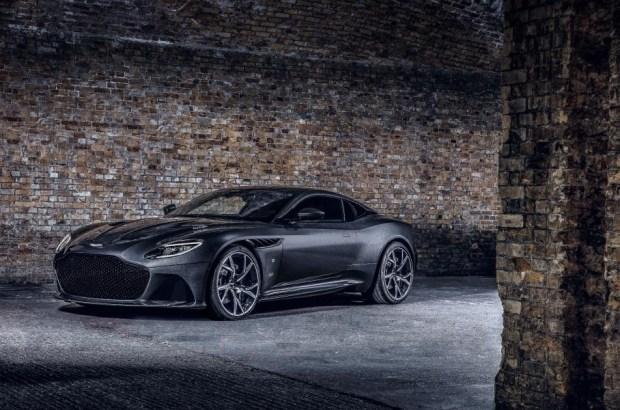 Почувствуй себя агентом 007: спецверсии Aston Martin