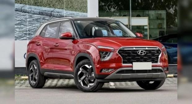Santa Creta? Как будет выглядеть новый кроссовер Hyundai на 7 мест