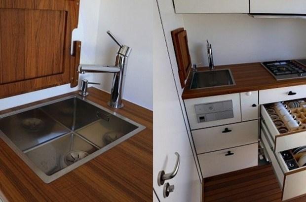 Дом, который всегда с тобой: роскошный автодом с мастерской от Unicat
