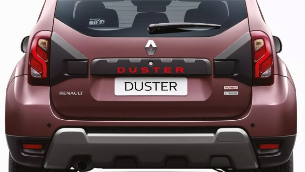 Старый Duster получил новый турбомотор