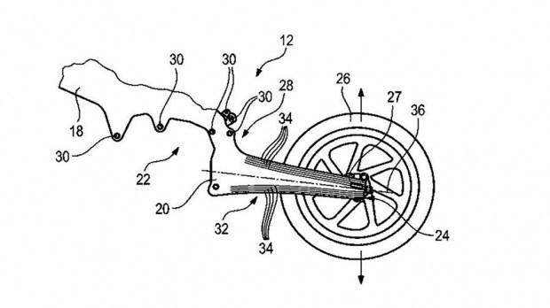 «Карбоновый» патент от BMW