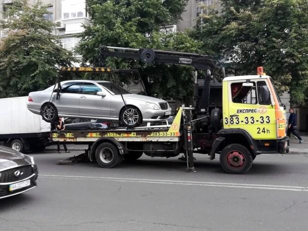 Эвакуированный автомобиль больше не проблема!