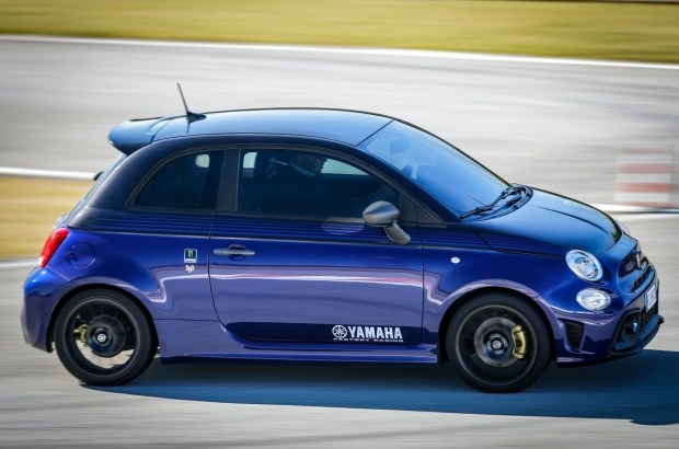Маленький «Monster»: спецверсии Fiat Abarth 595