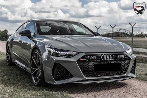 Четыре пакета для Audi