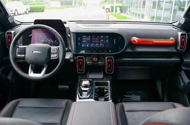 Новый Haval DaGou оказался на 40% дешевле Toyota RAV4