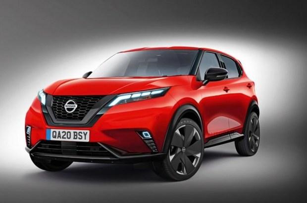 Новый Nissan Qashqai задержится