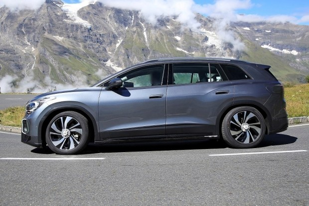 На тестах замечен кроссовер ID.6: новая электричка VW