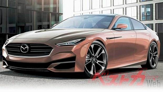 Заднеприводные Mazda возвращаются