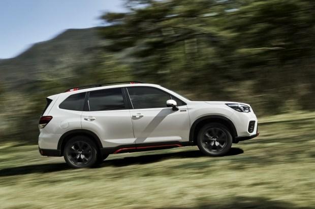 Ура! Subaru Forester получит новый турбомотор