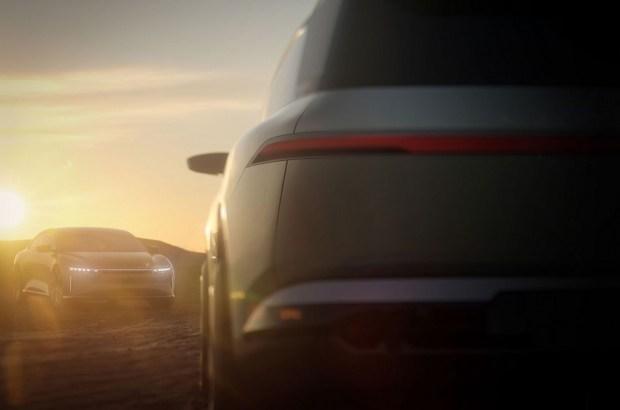 Lucid показал настоящего конкурента Tesla Model X
