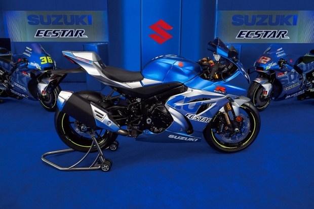 Век Suzuki. Представлены юбилейные модели