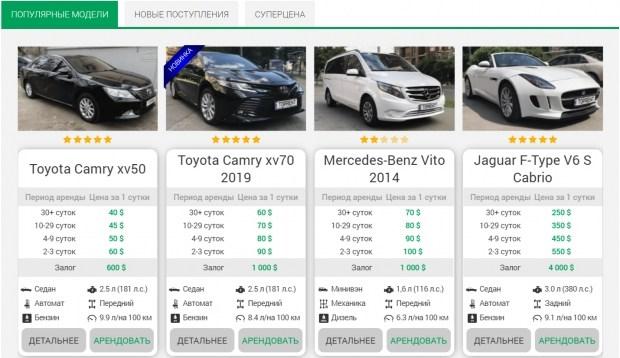 Советы по прокату автомобиля в Киеве от компании TopRent