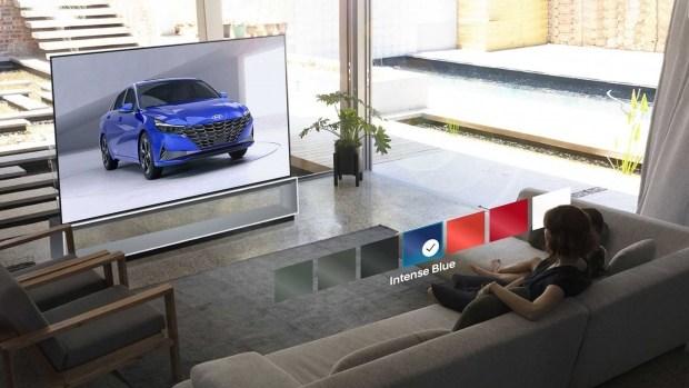 Новый Tucson появится в Smart TV