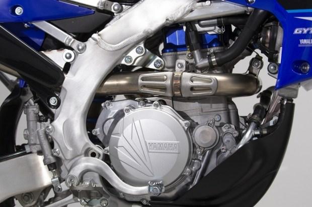Обновленный эндуро Yamaha WR450F