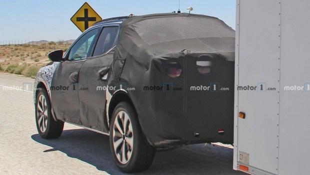 Пикап Hyundai Santa Cruz станет производной от нового Tucson