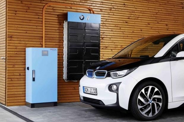BMW удвоил производство аккумуляторов для своих электрокаров