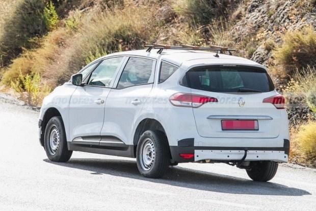Renault готовит замену Lodgy
