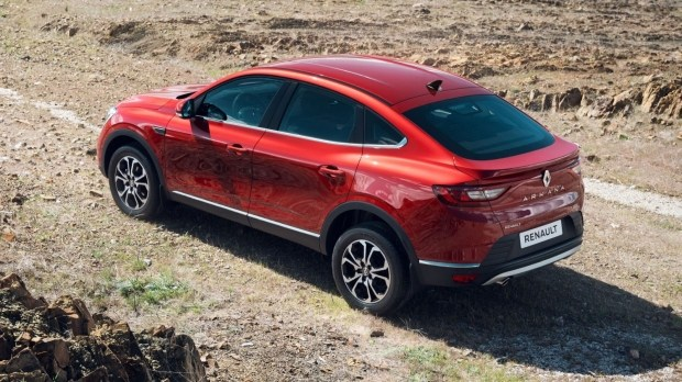 Украинская Renault Arkana: моторы, комплектации, цены!