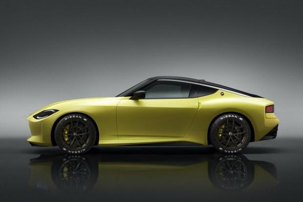 Новый Nissan Z не приедет в Европу