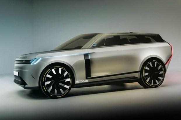 Производство электрического Range Rover и Jaguar XJ отложили