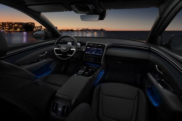 Электровариации нового Hyundai Tucson