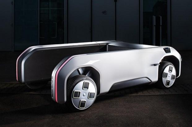 DLR представил автономный электро тягач U-Shif